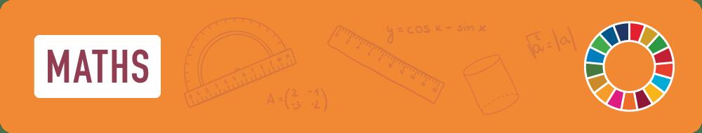 Maths Subject Header