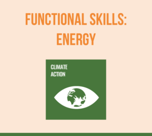 Climate Change Maths-Functional skills