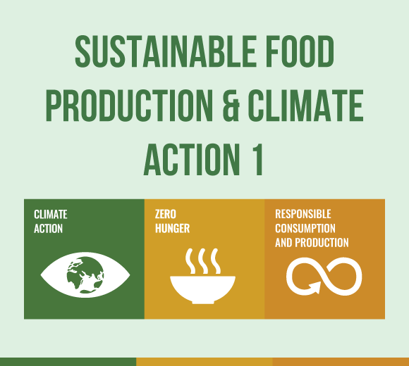 Science-Sustainable food production 1