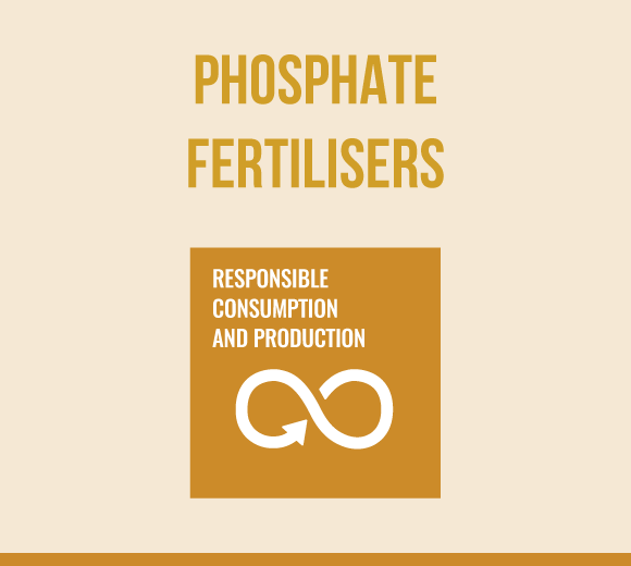 Science-Phosphate fertilisers